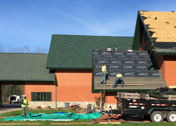 roofing services Northeast Wisconsin