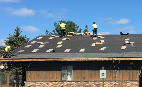 roofing services Amery WI