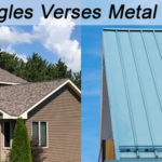 Shingles Verses Metal Roof Roofing Services Amery Wisconsin